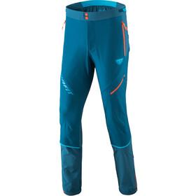 Dynafit Transalper Dyna-Stretch Spodnie Mężczyźni niebieski